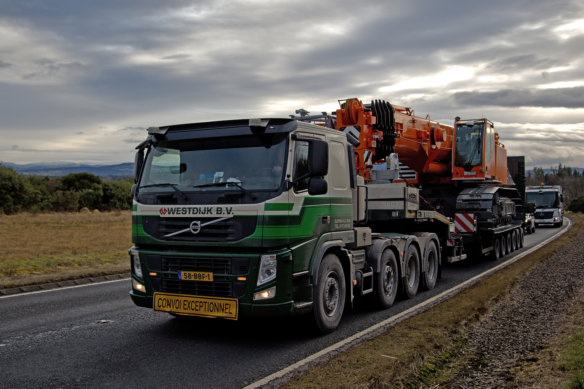 Westdijk, Volvo Trucks, Jack Shepherd, COTQ, competition