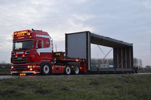 Willem de Koning, WP de Koning, COTQ, competition, Scania