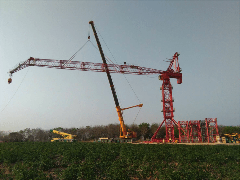 ALE Adds Tower Cranes to Fleet