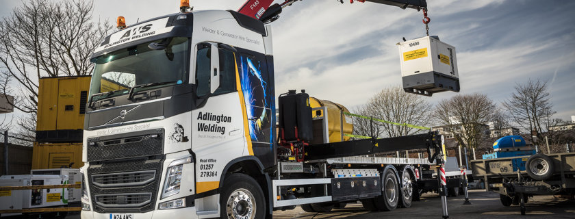 Adlington Welding Supplies, FH-420 6x2, Volvo Trucks, Thomas Hardie Commercials, Dynamic Steering, I-Shift