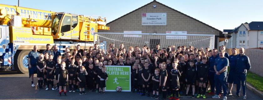 Bernard Hunter Football Partnership