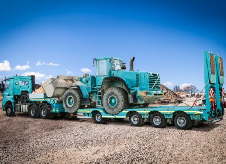 MultiMAX, Faymonville, Orlatti, heavy haulage, specialist transport