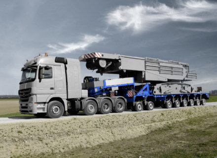 Goldhofer Transport, ADDrive