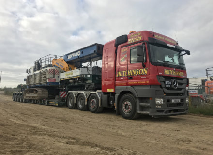 HeavyTorque, HeavyTorque LIVE, Goldhofer, transport event, specialist transport, exhibitor, sponsor, trailers, heavy haulage, abnormal loads, Hutchinson Engineering