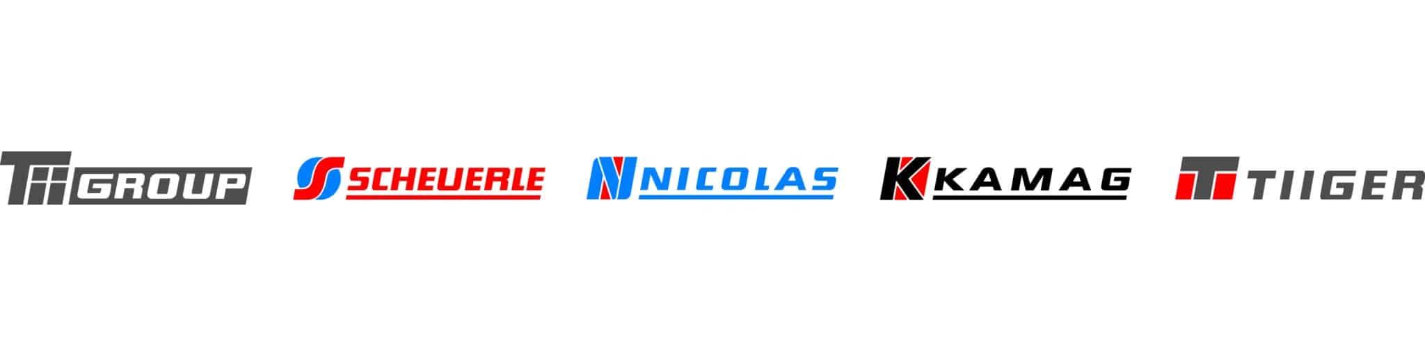 TII Group, Scheuerle, Nicolas, KAMAG, TIIGER, headline sponsor, the heavies
