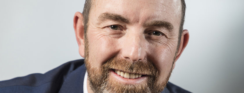 Mike Corcoran appointed Acting Managing Director for Volvo Trucks UK & Ireland