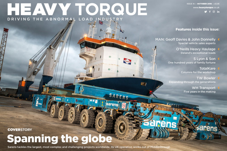 Magazine, HeavyTorque, Issue 16, October 2018