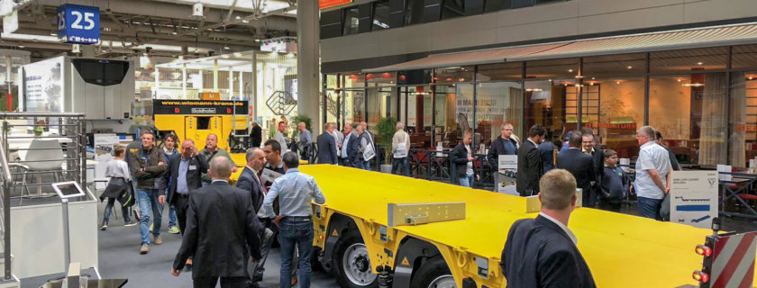 Goldhofer at IAA Commercial Vehicles 2018 in Hannover