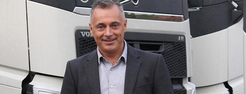 Robert Grozdanovski Appointed at Volvo Trucks