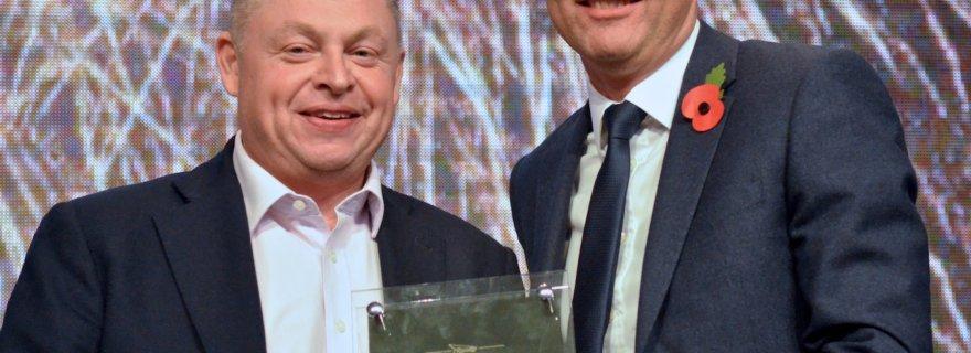 Straightpoint Wins Product Award at Speedy Expo 2018