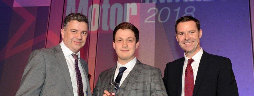 Top Honours for DAF Dealers at Commercial Motor Awards