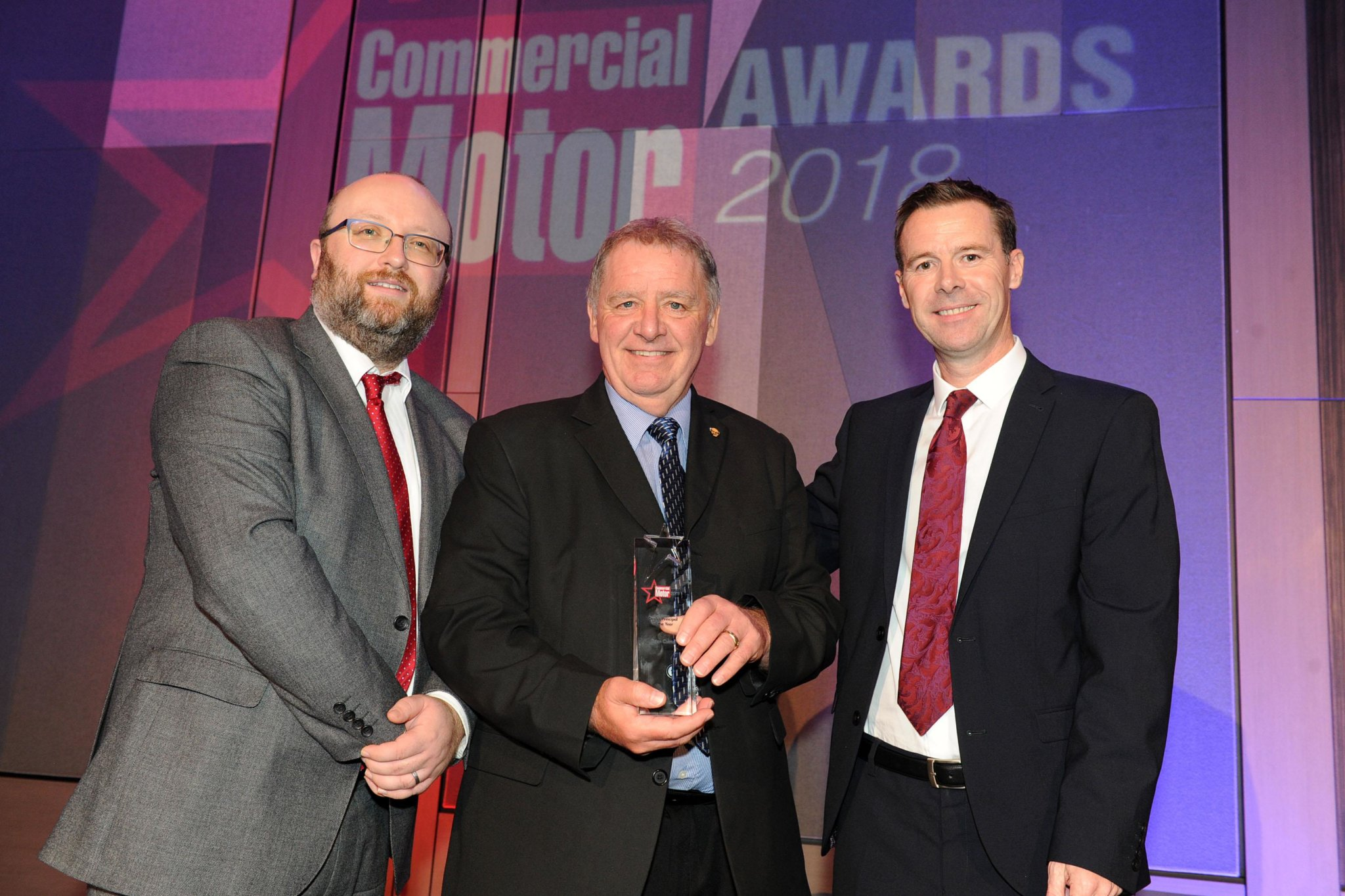 DAF Dealers pick-up top honours at Commercial Motor Awards