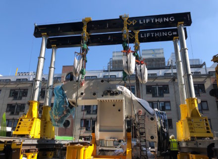 Enerpac Gantry for Lifthing NV