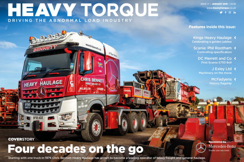 Welcome to Issue Seventeen of HeavyTorque