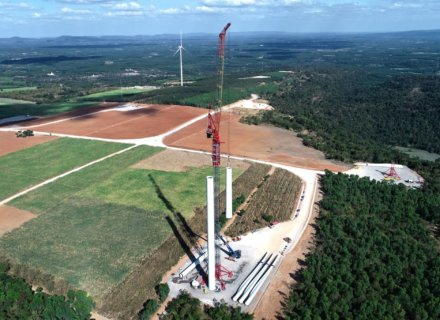 ALE Completes Turbine Moves in Eastern Thailand