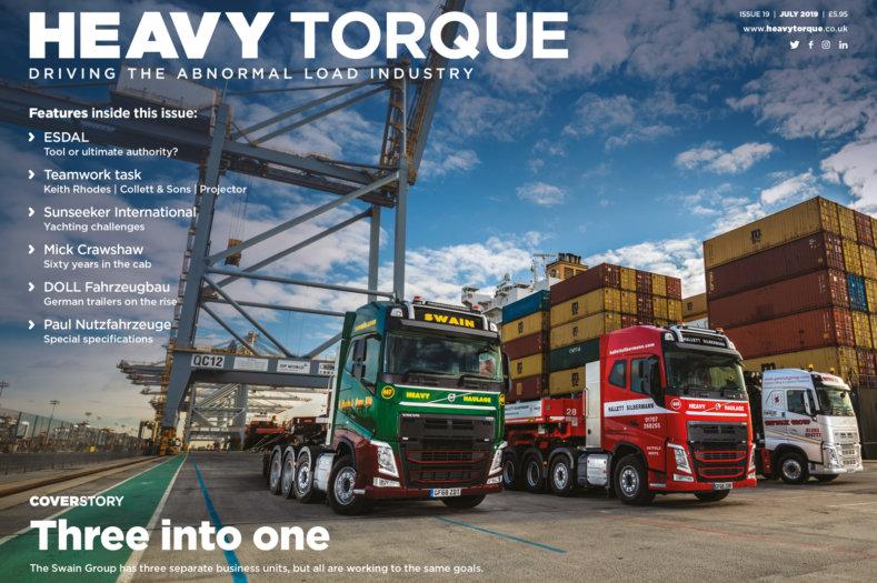 HeavyTorque Issue Nineteen July 2019