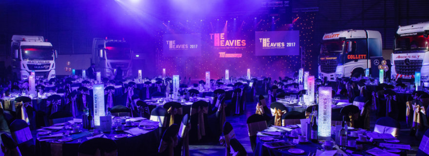 The Heavies Awards, Friday 20 March 2020