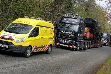 HeavyTorque Issue Twenty: Teahan Convoi Service
