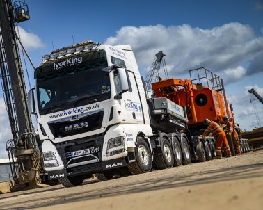 HeavyTorque Issue Twenty: Ivor King Transport