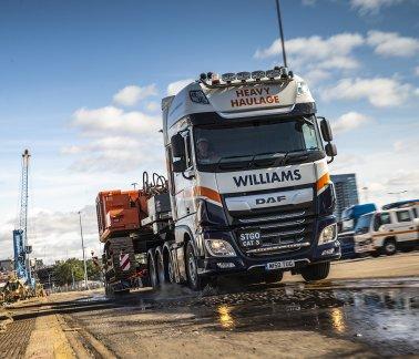 HeavyTorque Issue Twenty: Williams Shipping