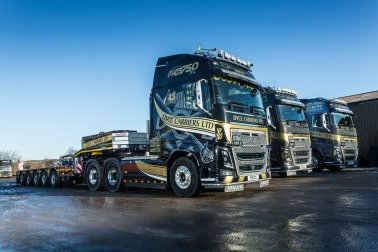 HeavyTorque Issue Twenty One: Dyce Carriers