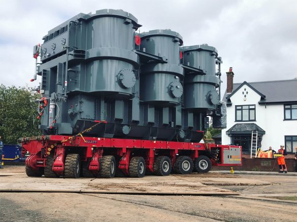 Collett & Sons - Delivering Willenhall 1