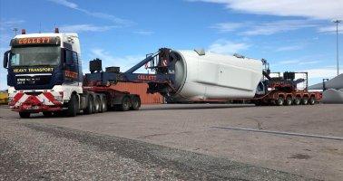 Collett & Sons Ltd - Dorenell Wind Farm 1