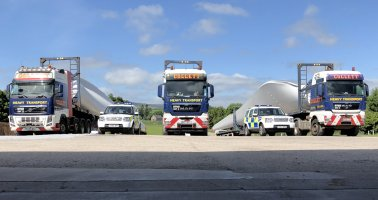 Collett & Sons Ltd - Dorenell Wind Farm 2