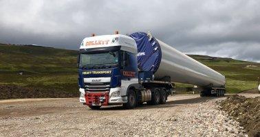 Collett & Sons Ltd - Dorenell Wind Farm 3