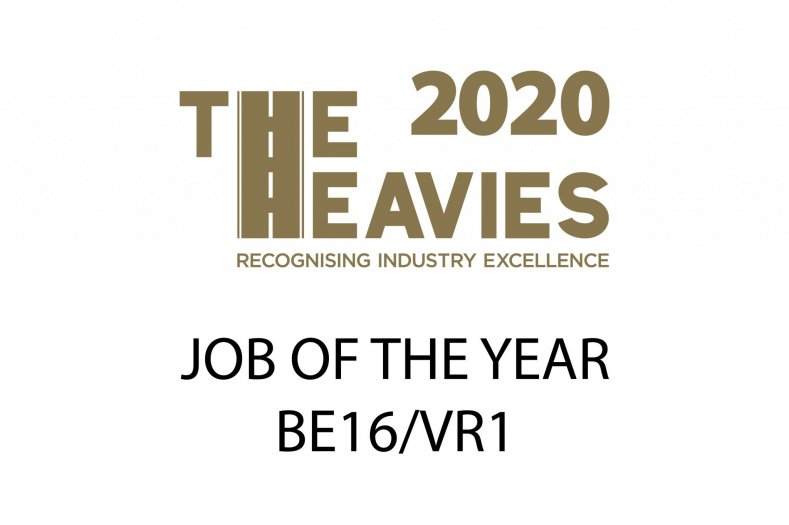 Job of the Year BE16