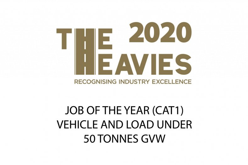 Job of the Year CAT1