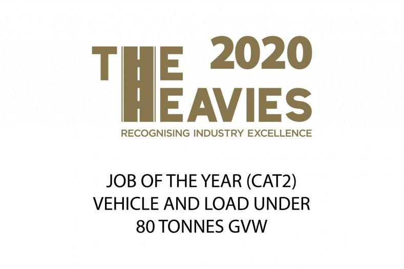 Job of the Year CAT2