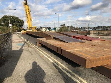 Overbridge Build