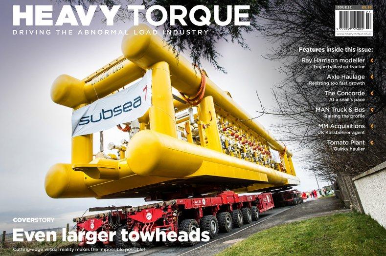 HeavyTorque: Issue Twenty Two