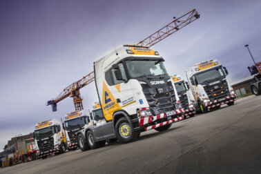 HeavyTorque Issue Twenty Five: Ainscough Crane Hire