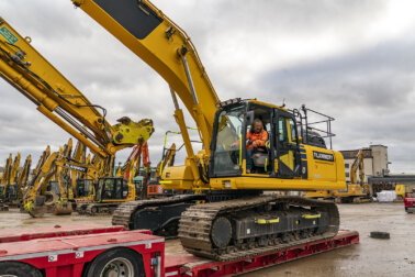HeavyTorque Issue Twenty Five: Flannery Plant Hire