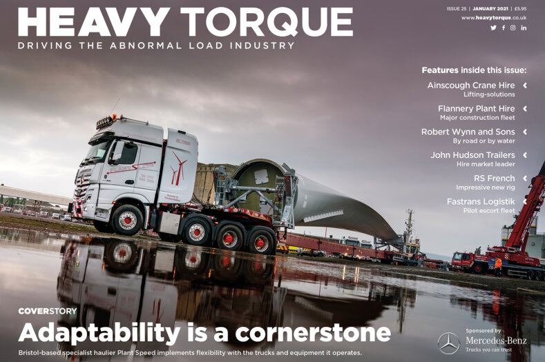 HeavyTorque: Issue Twenty Five - January 2021