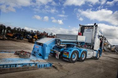 HeavyTorque Issue Twenty Six: Collins Earthworks Transport