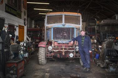 HeavyTorque Issue Twenty Six: Dave Weedon