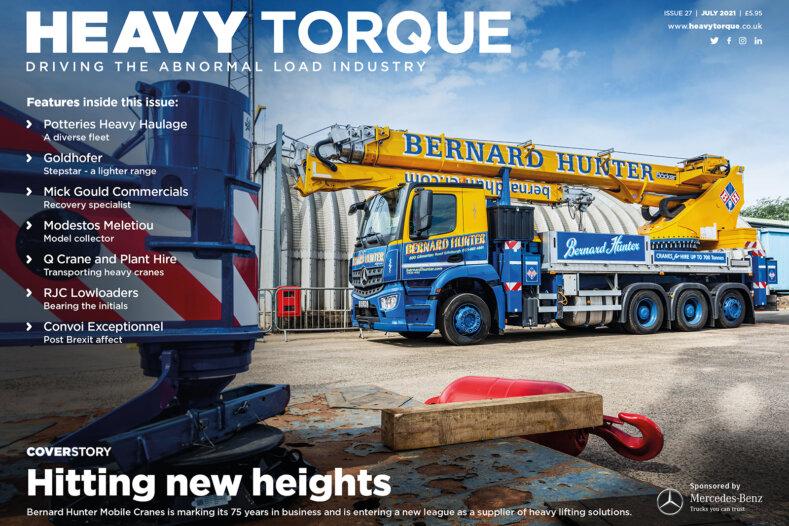 HeavyTorque Issue Twenty Seven: July 2021