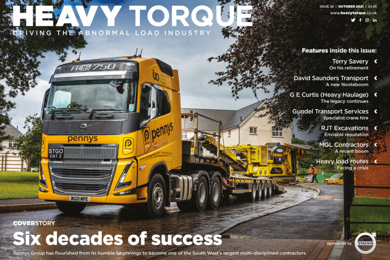 HeavyTorque: Issue Twenty Eight