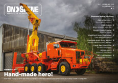 On Scene: Issue One