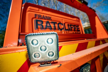 On Scene Issue One: Frank Ratcliffe